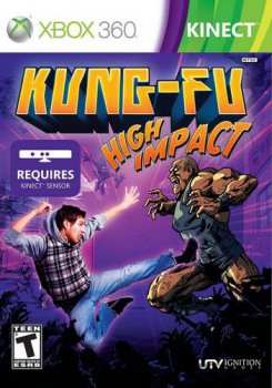 [XBOX360-Kinect] Kung Fu High Impact [Region Free][ENG]