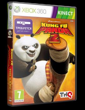 [Kinect] Kung Fu Panda 2 [Region Free][ENG]
