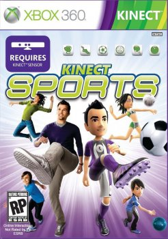 [Kinect] Kinect Sports [Region Free][ENG]