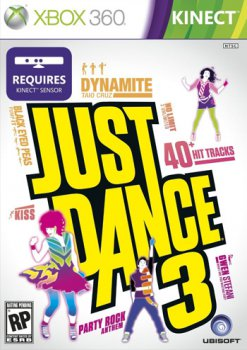 [Kinect] Just Dance 3[Region Free][ENG](XGD3)(LT+2.0)