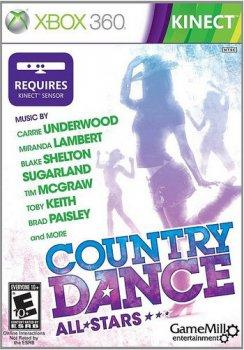[Kinect] Country Dance All Stars Kinect [ NTSC-U][ENG]