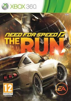 Need For Speed: The RUN (2011) [PAL][RUS][RUSSOUND][L] (XGD3) (LT+ 3.0) [13599]
