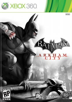 Batman: Arkham City (2011) [Region Free][RUS][L] (XGD3) (LT+ 3.0)
