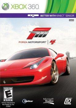 Forza Motorsport 4 (2011) [+Kinect] [NTSC][RUS][RUSSOUND]