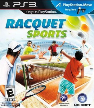 [PS Move] Racquet Sports [USA/ENG]