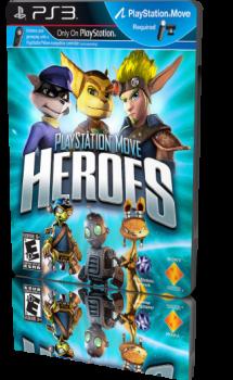 [PS Move] PlayStation Move Heroes (DEMO) [USA/ENG]