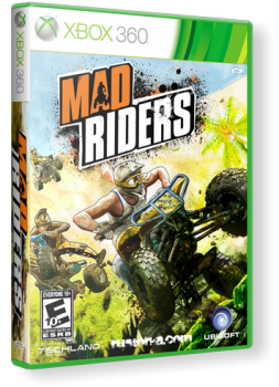 Mad Riders [Region Free/ENG] (2012) XBOX360