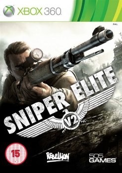 Sniper Elite V2 (2012) [PAL][NTSC-U][RUS][P]