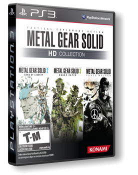 Metal Gear Solid - HD Collection [USA][ENG][L] [TrueBlue]