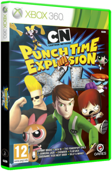 Cartoon Network: Punch Time Explosion (2012) [PAL][ENG][L]