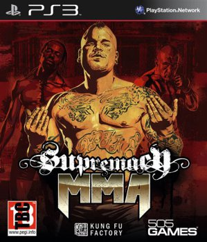 Supremacy MMA (2011) [FULL][ENG][L] (Возможен запуск с True Blue)