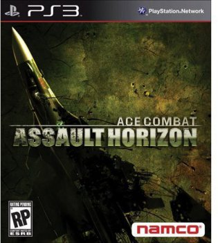 Ace Combat: Assault Horizon (2011) [EUR] [RUS] [P] (True Blue)