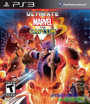 Ultimate Marvel vs Capcom 3 (2011) [FULL] [ENG] [L] (True Blue)