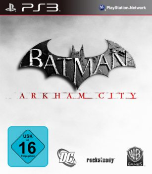 Batman: Arkham City (2011) [FULL] [RUS] [L] (True Blue)