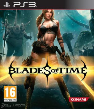 Blades of Time (2012) [FULL][EUR][RUS][RUSSOUND][L] (True Blue)