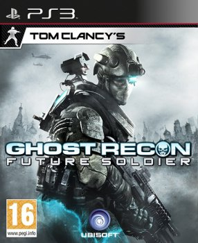 TOM CLANCY'S GHOST RECON: FUTURE SOLDIER [EUR/RUSSOUND] [DEX]