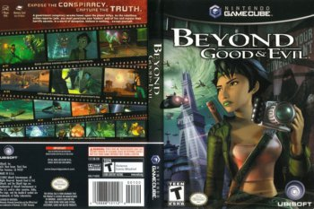 [GameCube] Beyond Good & Evil [ENG]