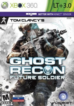 Tom Clancy's Ghost Recon: Future Soldier (2012) [PAL / NTSC-U][RUSSOUND] (XGD 3) (LT+ 3.0)