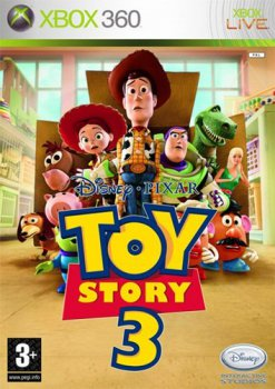 Toy Story 3: The Video Game (2010) [Region Free][RUSSOUND][P] (XGD2)