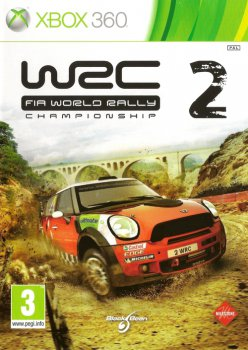 WRC 2: FIA World Rally Championship 2 (2011) [RUS] [Region Free] [P]