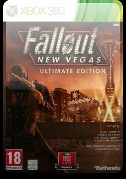 Fallout: New Vegas. Ultimate Edition (2012) [PAL][NTSC-U][ENG][L] (XGD2)