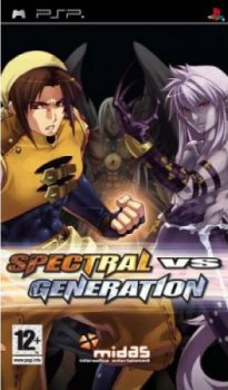 Spectral vs. Generation (2007) [FullRIP][ISO][ENG][EU] [MP]