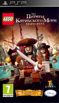 LEGO Pirates of the Caribbean: The Video Game (2010) [Patched] [FullRIP][ISO][EU][RUS][L]