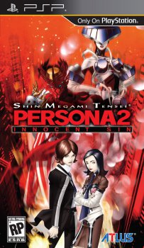Persona 2: Innocent Sin (2011) [FULL][ISO][ENG]