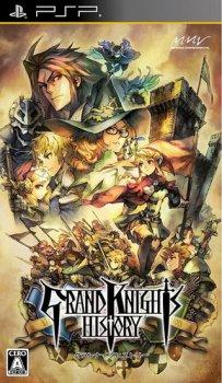 Grand Knights History (2011) [FULL][ISO][JAP] [MP]