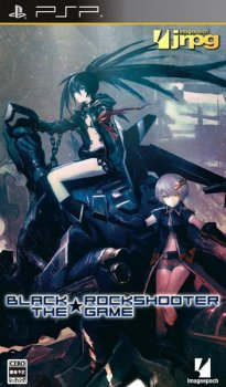 Black★Rock Shooter The Game (2011) [PATCHED] [FULL][ISO][JAP][J] [MP]