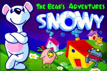 Snowy The Bear's Adventures (2011) [RUS] [ISO]