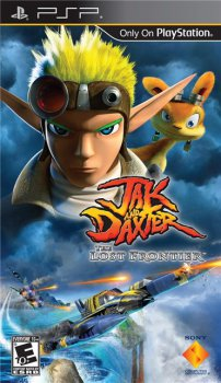 Jak and Daxter: The Lost Frontier (Patched) [FullRIP][CSO][Multi3][US]