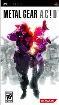 Metal Gear Acid (2005) [ENG][CSO][FULL]