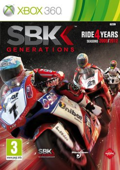 SBK Generations (2012) [Region Free] [ENG] [L] (iXtreme: 15-ая волна)