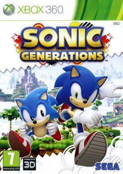 Sonic Generations (2011) [Region Free][ENG] (LT+3.0/14699)