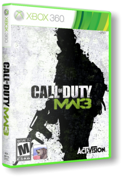 Call of Duty: Modern Warfare 3 (2011) [PAL][RUS][RUSSOUND][L]