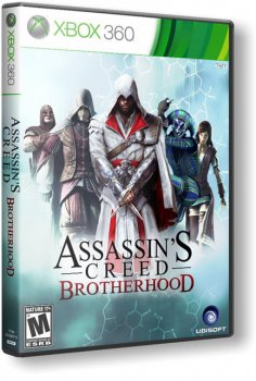 Assassin's Creed: Brotherhood (2010) [PAL][RUS][RUSSOUND] [LT+ 3.0] (Dashboard 14699)