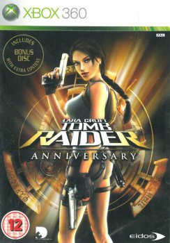 Tomb Raider: Anniversary (2007) [RegionFree] [RUSSOUND] [P]