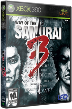 Way of the Samurai 3 (2010) [PAL] [RUS] [P]