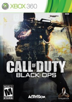 Call Of Duty: Black Ops (2010) [PAL][RUS][RUSSOUND][L] (LT+ 3.0)