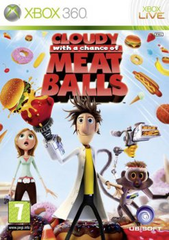 Cloudy with a Chance of Meatballs (2009) [RUS] [Region Free] [P]