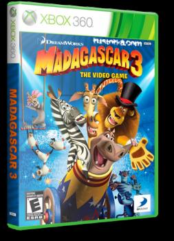 Madagascar 3: The Video Game (2012) [Region Free] [ENG] (LT+ 1.9)
