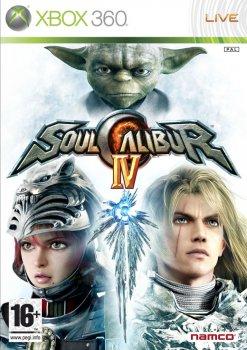 Soul Calibur 4 (2008) [Region Free][ENG][P]