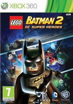 LEGO Batman 2: DC Super Heroes (2012) [Region Free] [RUS] [L] (LT+ v3.0)