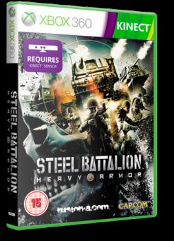 [Kinect] Steel Battalion: Heavy Armor (2012) [Region Free] [ENG] [L] (LT+1.9/14719)