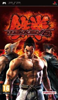 Tekken 6 [2009, Файтинг] psp