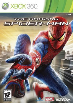 [XBOX 360] The Amazing Spider-Man [Region Free][ENG] (LT+3.0\14719)
