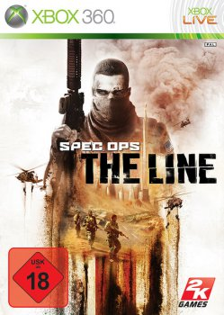 Spec Ops: The Line [Region Free/ENG] (XGD3) (LT+ 3.0)