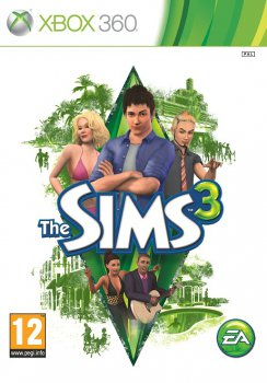[XBOX 360] The Sims 3 [Region Free][Eng]
