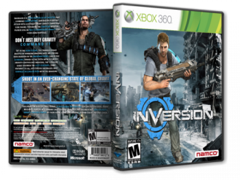 [XBOX360] Inversion [Region Free][RUS](XGD3) (LT+ 3.0)